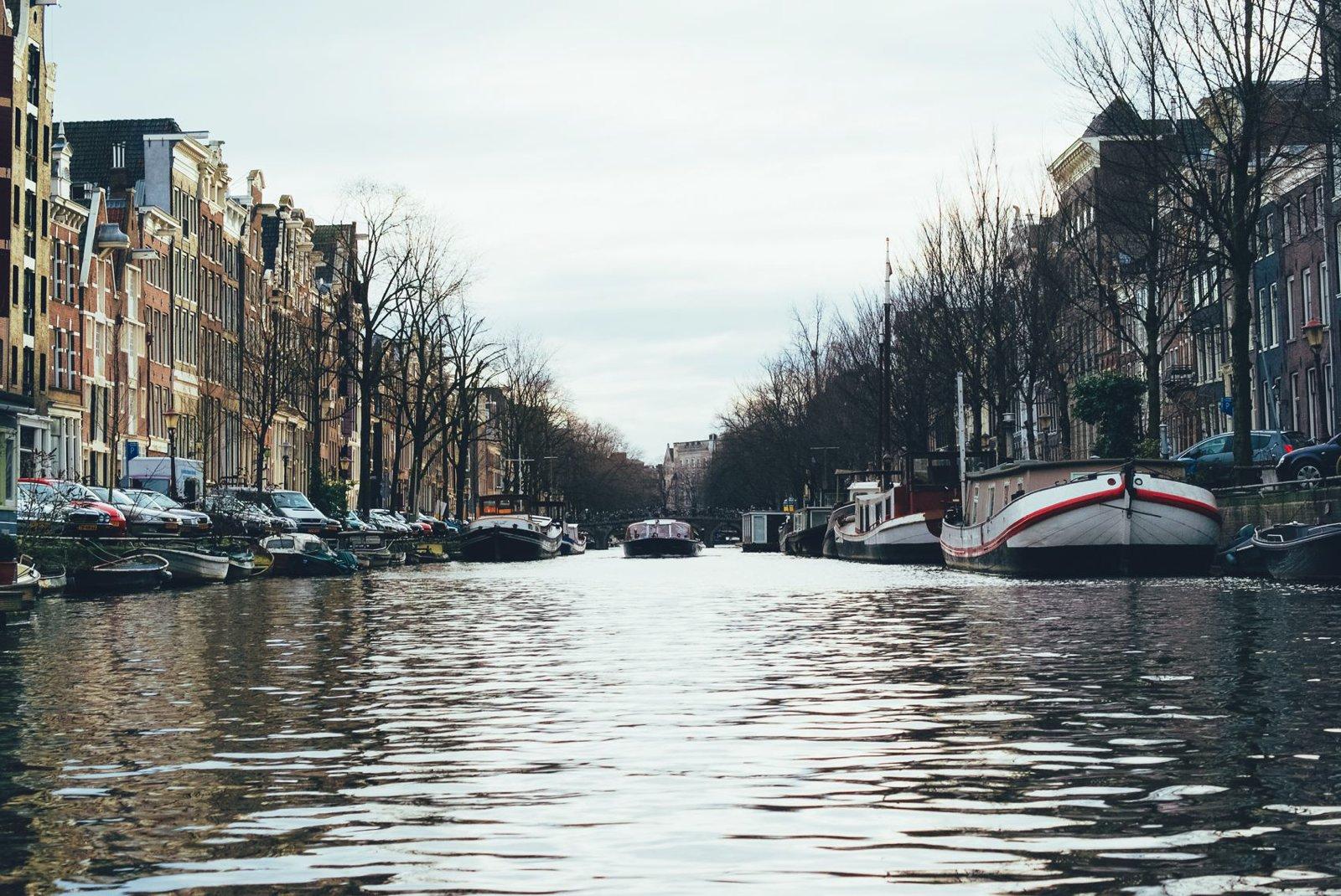 Livet Studio - Canals of Amsterdam