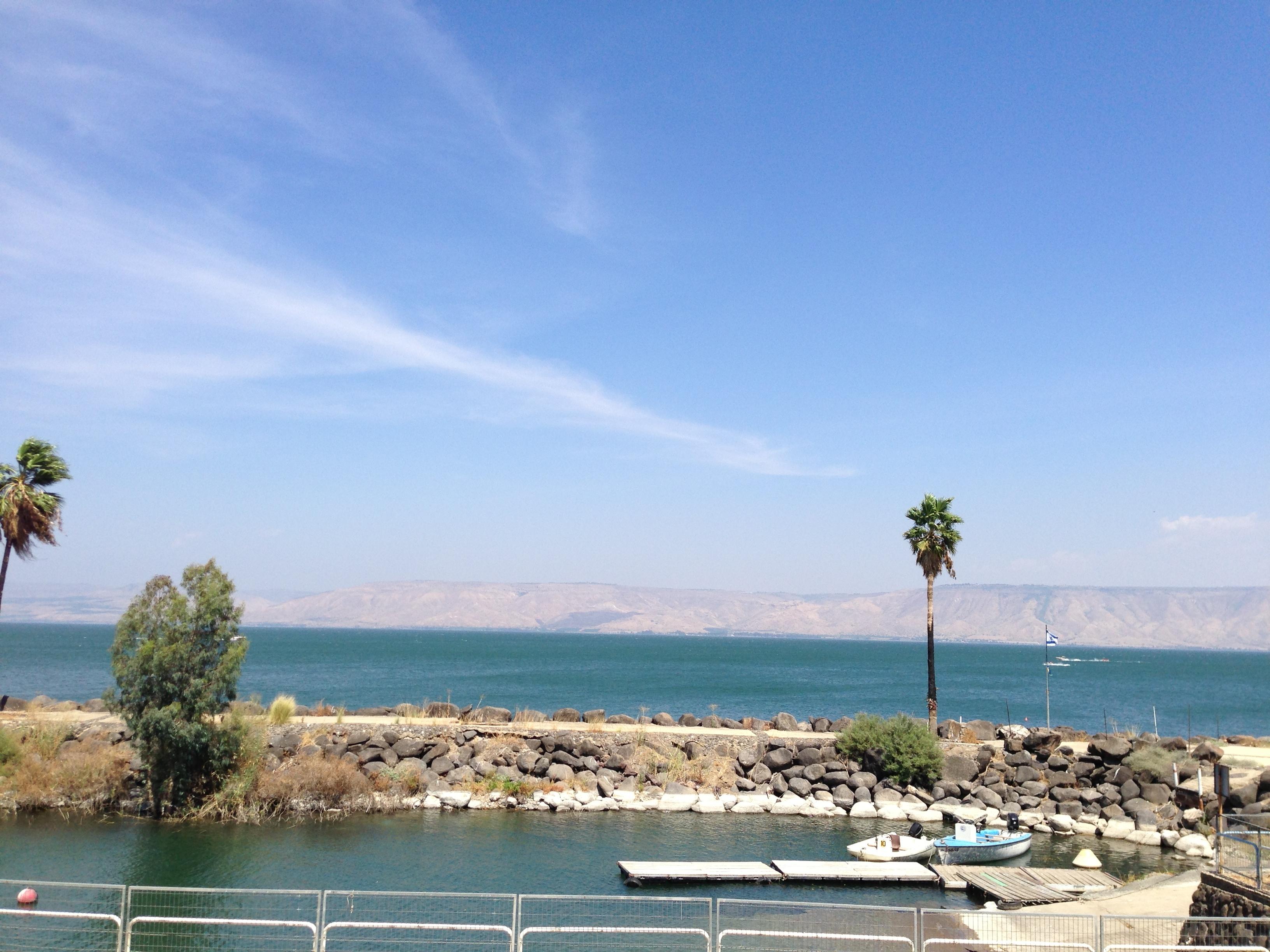 Livet Studio - Sea of Galilee