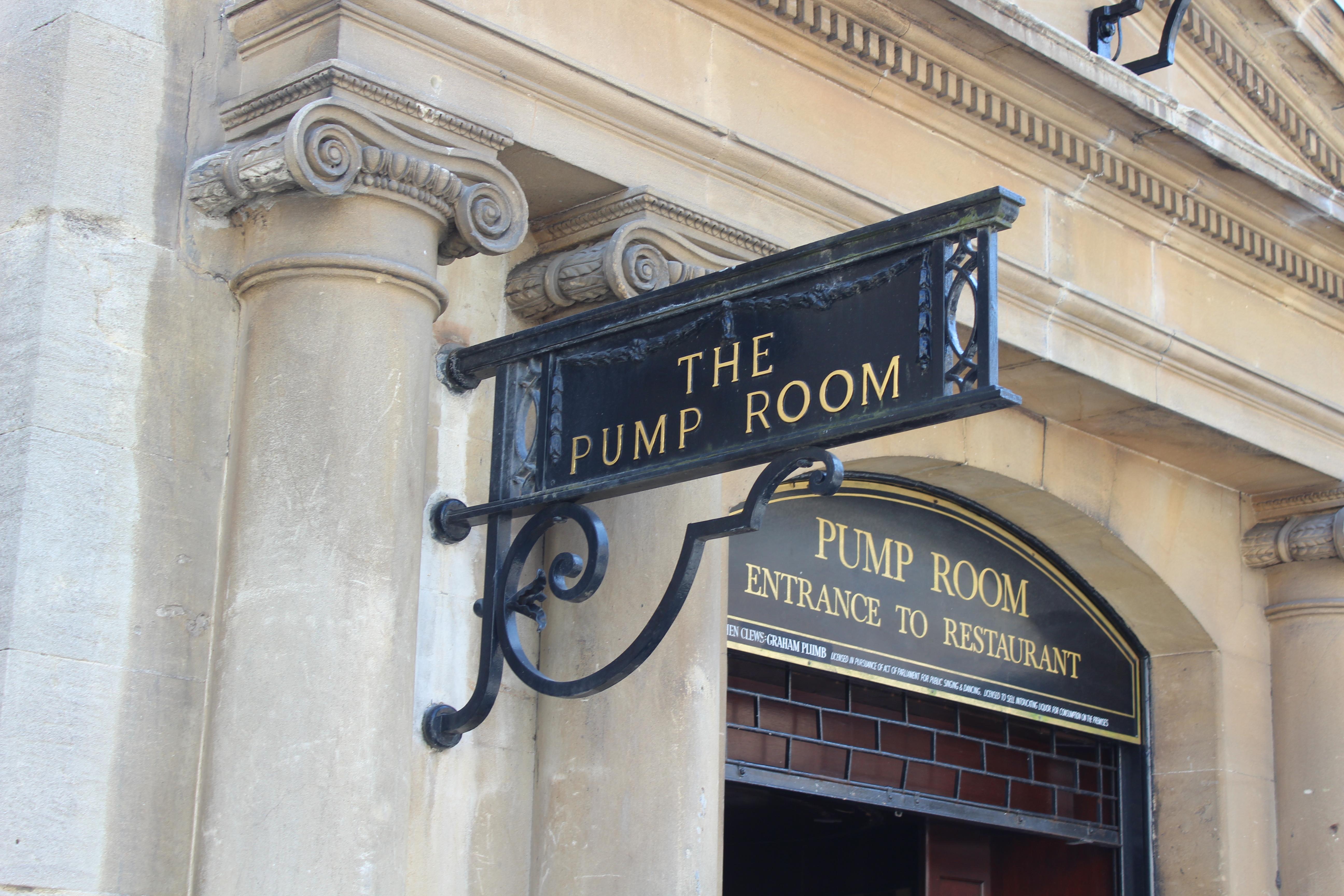 Livet Studio - The Pump Room