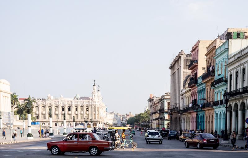 Livet Studio - Cuban streets